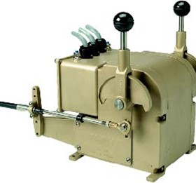 6527-S Electronic Actuator