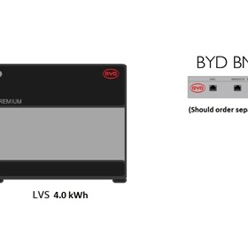 BYD Battery-Box Premium LVS 4kWh, 51.2 V