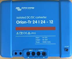 Victron Orion-Tr 24//12-5 60W DC DC Wandler Konverter